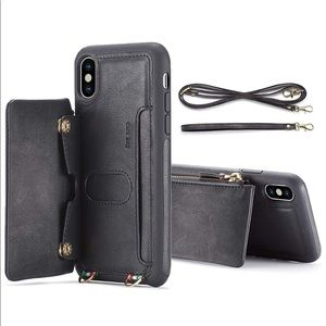 Accessories - iPhone XS Max Detachable Wallet Case